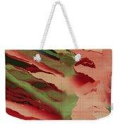 Native Abstract Weave Weekender Tote Bag