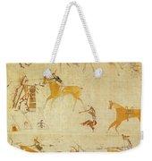 Native American Art Weekender Tote Bag