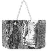 Native Americans: Flatheads Weekender Tote Bag