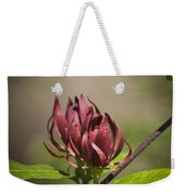 Native Sweetshrub Weekender Tote Bag