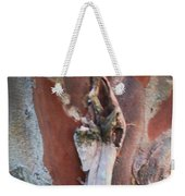 Natural Abstract 19 Weekender Tote Bag