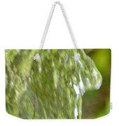 Natural Abstract 34 Weekender Tote Bag