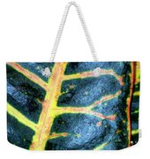 Natural Abstract 6 Weekender Tote Bag