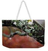 Natural Bling Strings Weekender Tote Bag