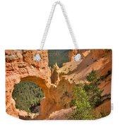 Natural Bridge In Bryce Canyon National Park Weekender Tote Bag