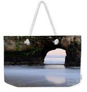 Natural Bridges Arch Weekender Tote Bag