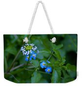 Natural Wonders Weekender Tote Bag