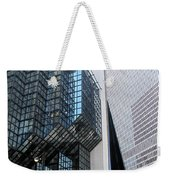 Naturally Abstract Weekender Tote Bag
