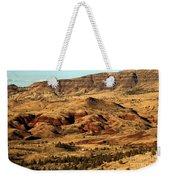 Naturally Painted Hills Weekender Tote Bag
