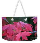 Naturally Vibrant Weekender Tote Bag
