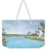 Nature Coast Weekender Tote Bag