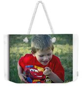 Nature Discovery Weekender Tote Bag