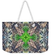 Nature Mandala Weekender Tote Bag