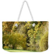 Nature Of The Fall Weekender Tote Bag