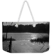Nature Reflection Weekender Tote Bag