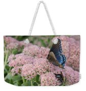 Nature Sharing Weekender Tote Bag