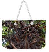Nature's Abstract Weekender Tote Bag