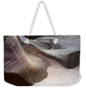 Nature's Artistry In Stone Weekender Tote Bag by Bob Christopher