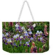 Natures Bouquet Weekender Tote Bag