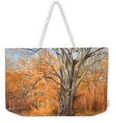 Nature's Canvas Weekender Tote Bag