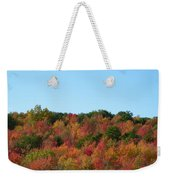 Natures Colors Weekender Tote Bag