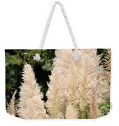 Nature's Feather Dusters Weekender Tote Bag