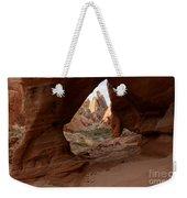 Natures Frame Weekender Tote Bag