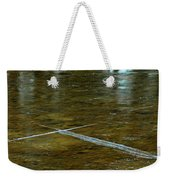 Natures Ice Cross Michigan Weekender Tote Bag