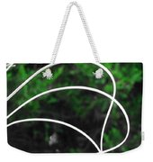 Nature's Natural Curves Weekender Tote Bag