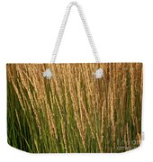Nature's Own Gold Weekender Tote Bag