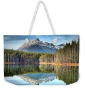 Nature's Reflections Weekender Tote Bag