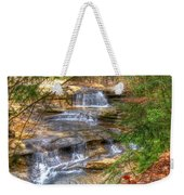 Natures Shadows And Light Weekender Tote Bag