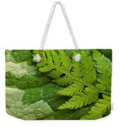 Nature's Still Life 3 Weekender Tote Bag