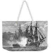 Naval Battle, 1813 Weekender Tote Bag