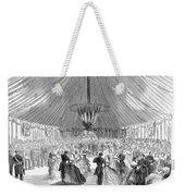 Naval Festival, 1865 Weekender Tote Bag