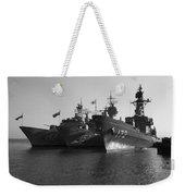 Naval Joint Ops V1 Weekender Tote Bag by Douglas Barnard