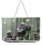 Naval Reservists And Active Duty Weekender Tote Bag