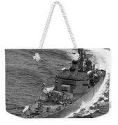 Navy: Uss Bainbridge, 1968 Weekender Tote Bag