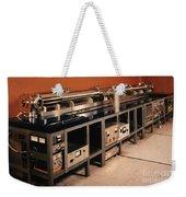 Nbs-6 Atomic Clock Weekender Tote Bag