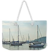 Ne-mast-e    Greetings To A New Day Weekender Tote Bag