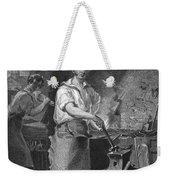 Neagle: Blacksmith, 1829 Weekender Tote Bag