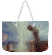 Neapolitan Fisher-girls Surprised Bathing By Moonlight Weekender Tote Bag