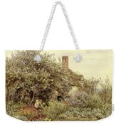 Near Hambledon Weekender Tote Bag by Helen Allingham