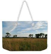 Nebraska Prairie One Weekender Tote Bag