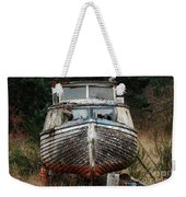 Needing Work Weekender Tote Bag by Bob Christopher