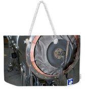 Negative Pressure Ventilator, Iron Lung Weekender Tote Bag