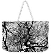 Neighbours Birch ... Weekender Tote Bag