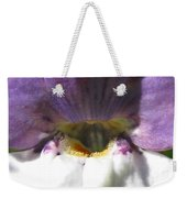 Nemesia From The Tapestry Mix Weekender Tote Bag
