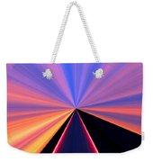 Neon Pinnacle Weekender Tote Bag