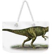 Neovenator Salerii, A Prehistoric Era Weekender Tote Bag
